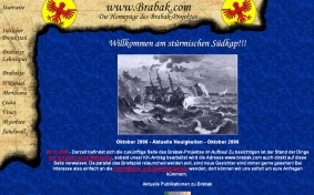 Alte Brabak-Seite