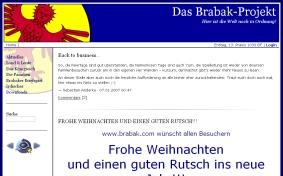 Neue Brabak-Seite